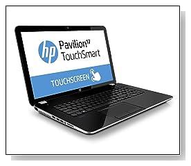 HP Pavilion 17-e123cl - 17.3 inch TouchSmart Laptop Review