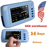 Fencia Vital Sign Patient Monitor-Handheld-Multi-5.1 Inch Touch Screen-6 Standard Parameter