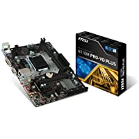 MSI Micro ATX Motherboards