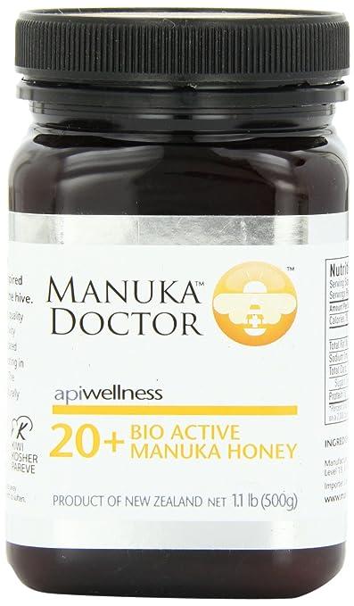 海淘蜂蜜推荐:Manuka 新西兰 麦芦卡蜂蜜 UMF20+