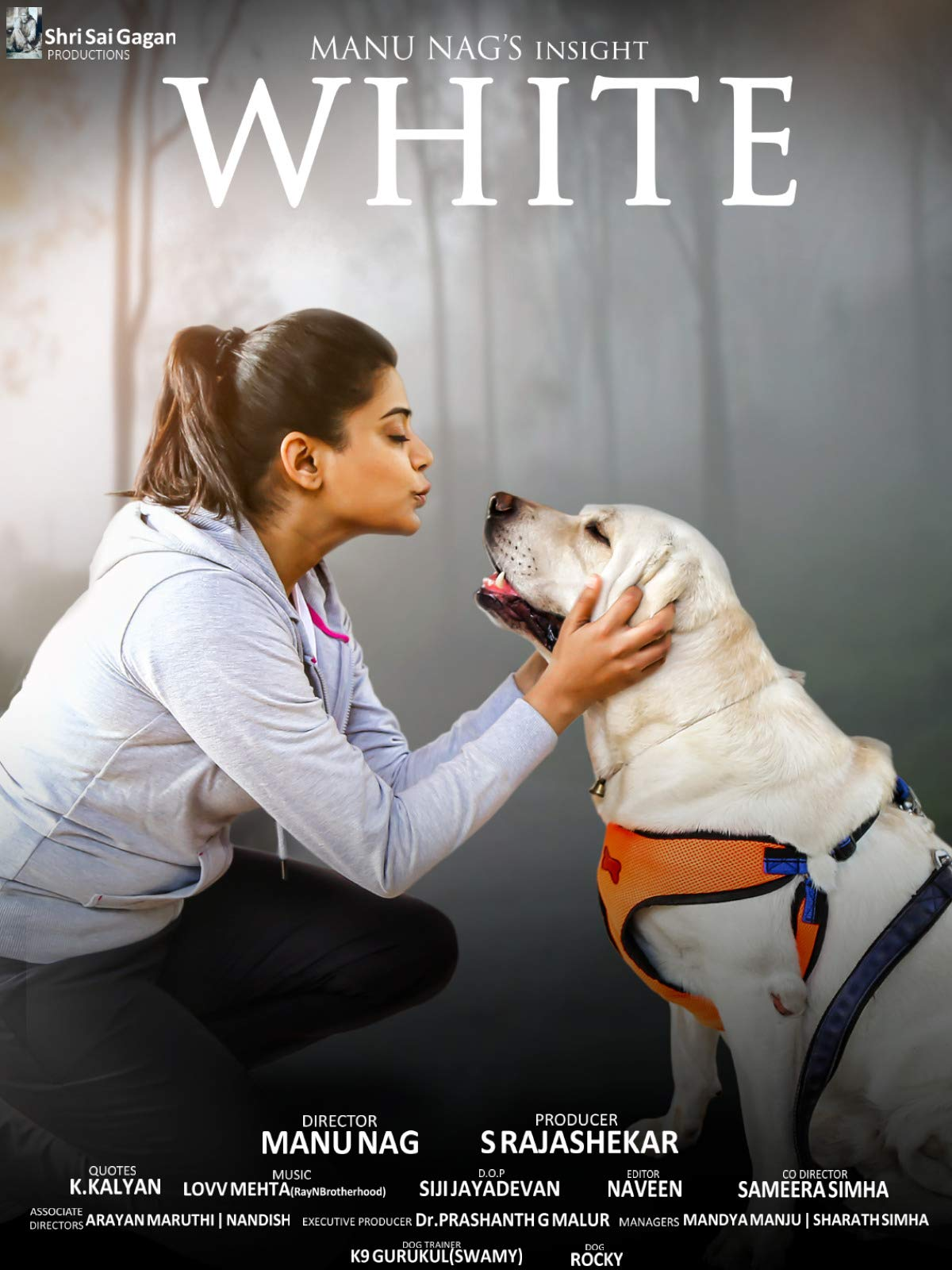 White on Amazon Prime Video UK
