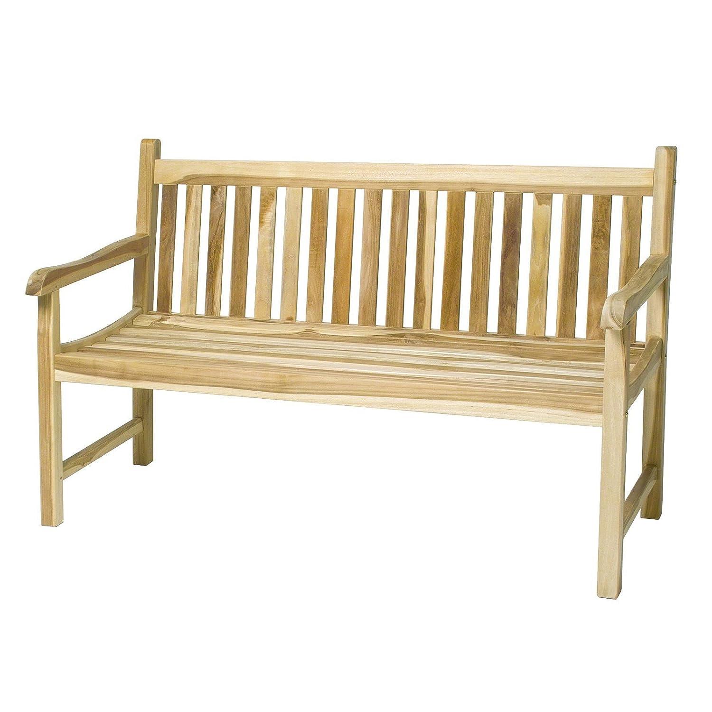 Bank Gartenbank Holzbank Parkbank COVENTRY 180 cm Teakholz Massivholzmöbel PLOSS jetzt kaufen