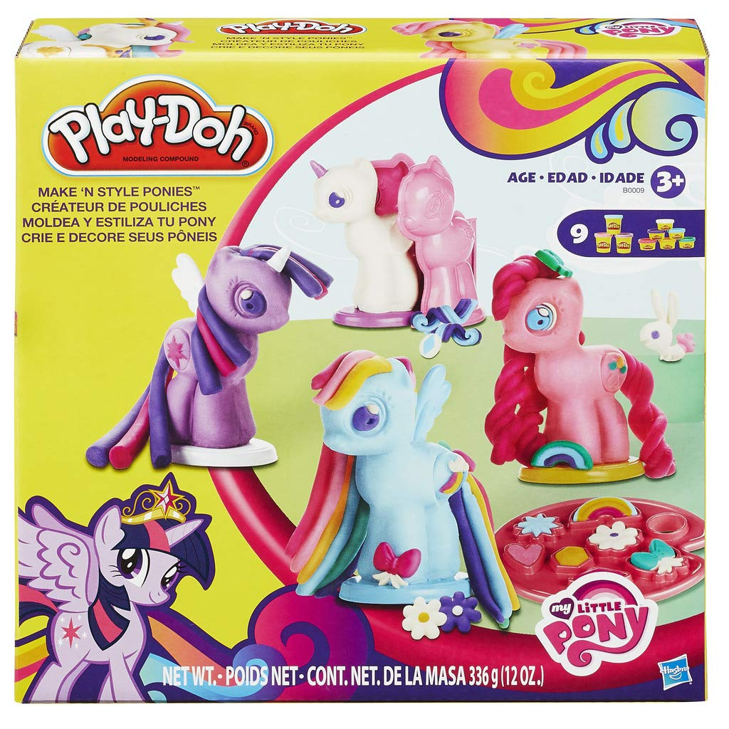 Play Doh My Little Pony 0803613752287/
