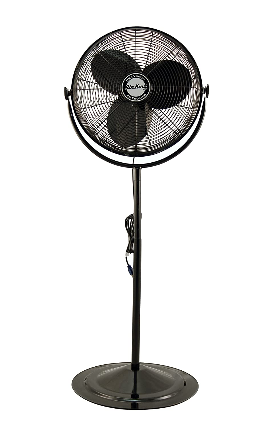 Air King 9420: A fan designed for cooling large rooms