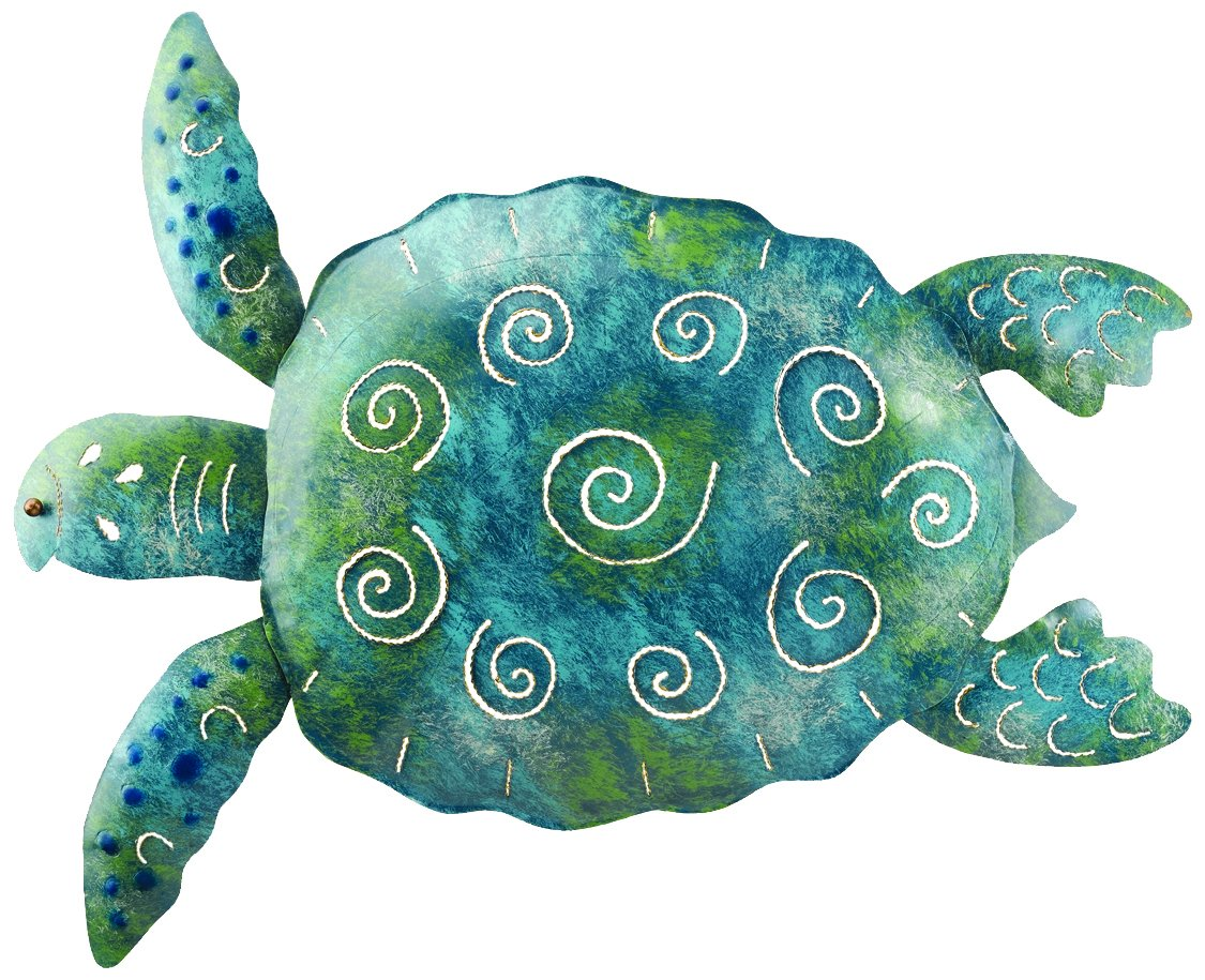 Regal art and gift sea turtle wall decor 20 new free for Turtle decorations for home