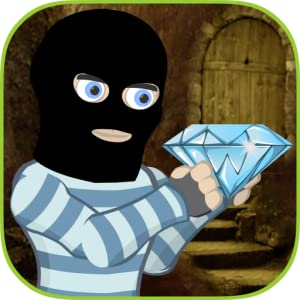 Dumb Thief Breakout - Escape Mob House And Steal Diamond Back from GD STUDIO