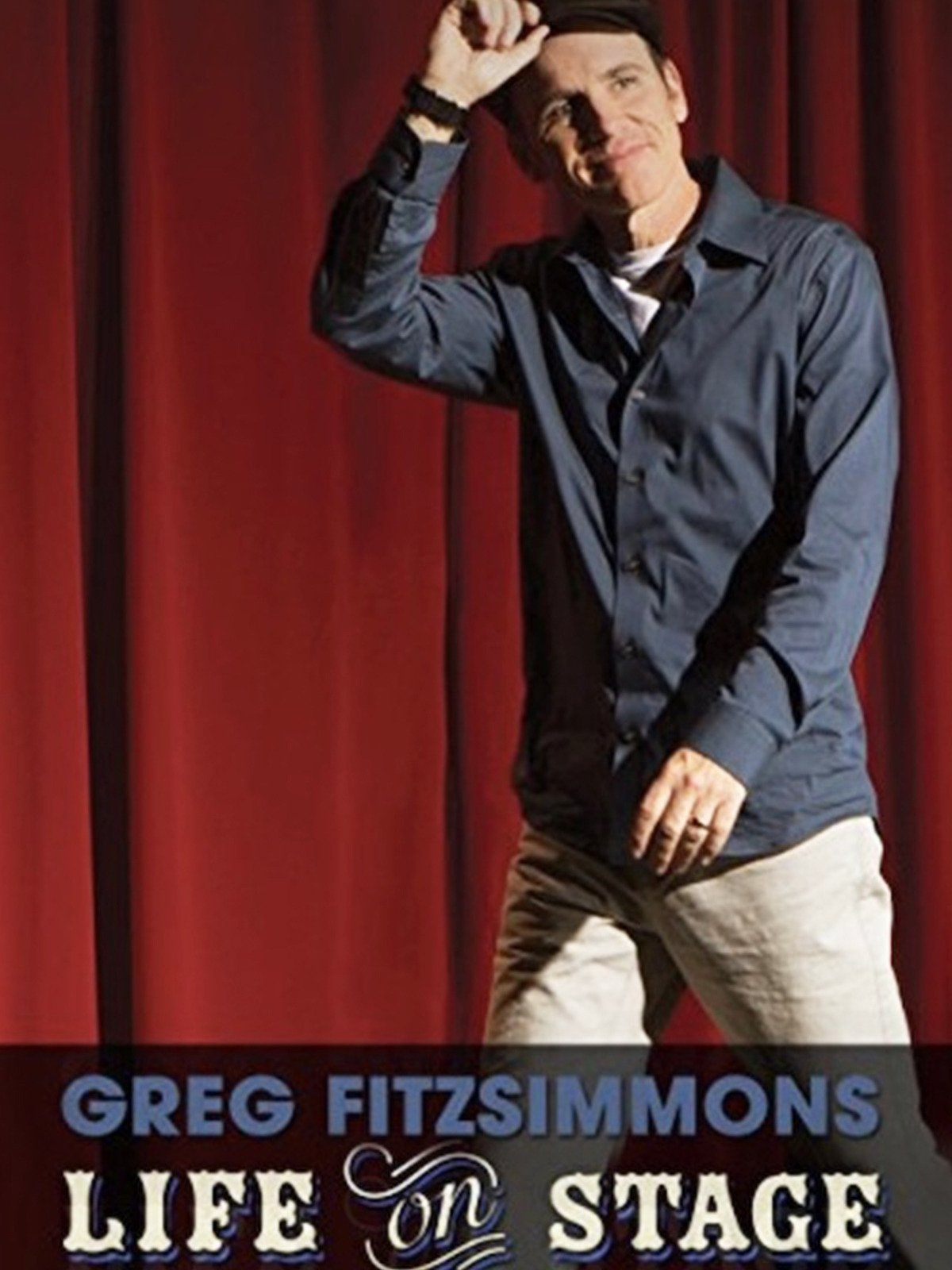 Greg Fitzsimmons: Life on Stage on Amazon Prime Instant Video UK