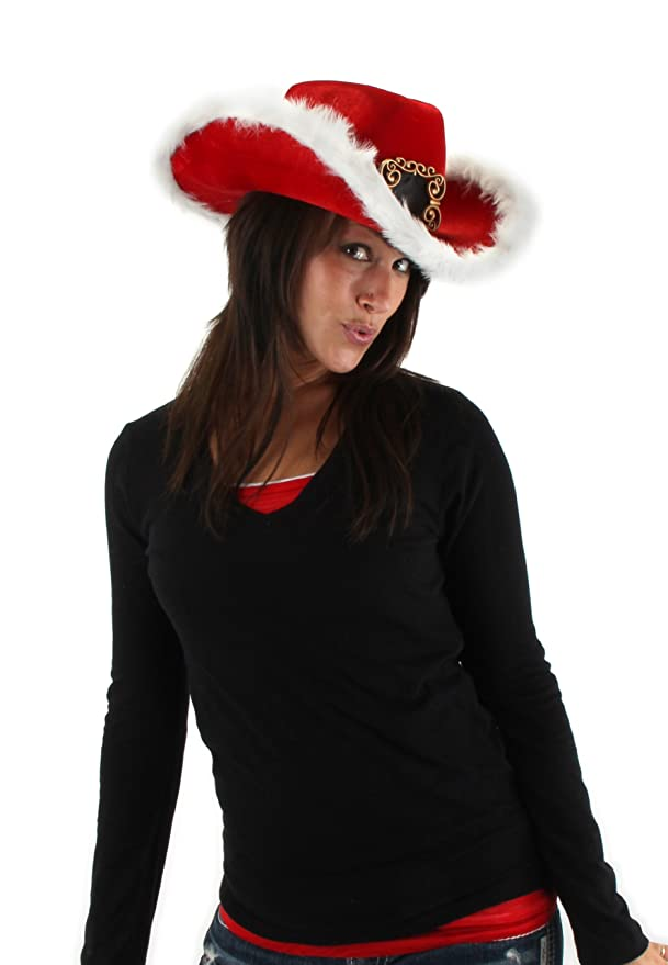 """elope Christmas Cowboy Hat"""
