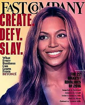 1-Yr Fast Company Magazine Subscription