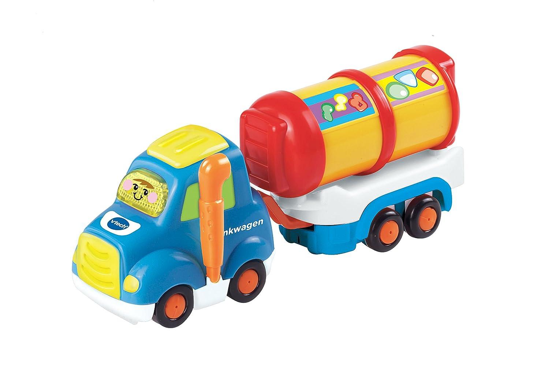VTech 80-164504 – Tut Tut Baby Flitzer – Tankwagen und Anhänger günstig online kaufen