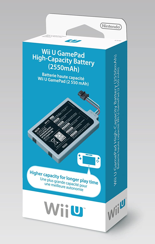 Precio y fecha batería Wii U Gamepad