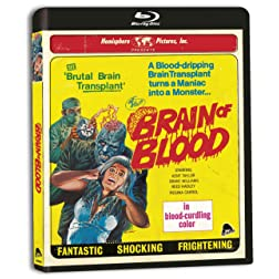 Brain of Blood [Blu-ray]