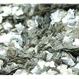 Meyer Imports Natural Mica Flakes - Silver Med - 1/4 oz - #311-4321 (Color: Silver, Tamaño: 1/4 oz)