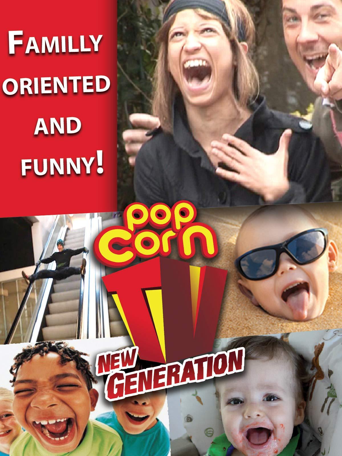 Clip: Pop Corn TV - New Generation
