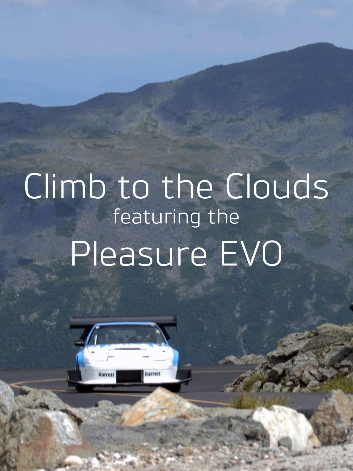 Climb to the Clouds featuring the Pleasure EVO