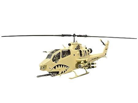 Revell - 4646 - Maquette Classique à Peindre et à Coller - Bell AH-1F Cobra