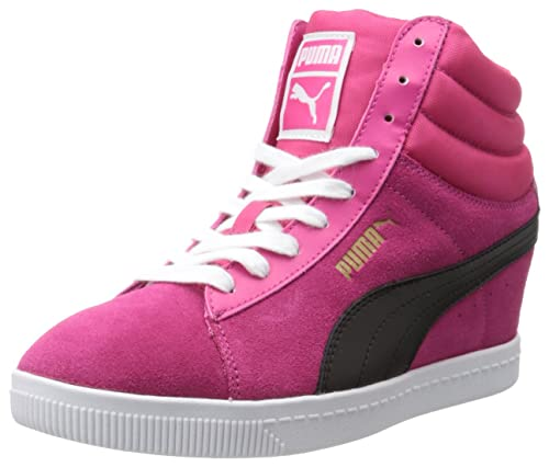 puma wedge sneakers size 11