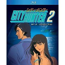 City Hunter 2 Set 2 [Blu-ray]