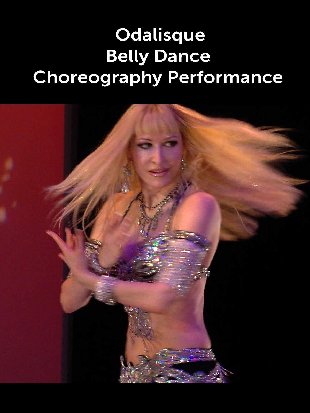 Odalisque - Belly Dance Choreography Performance on Amazon Prime Video UK