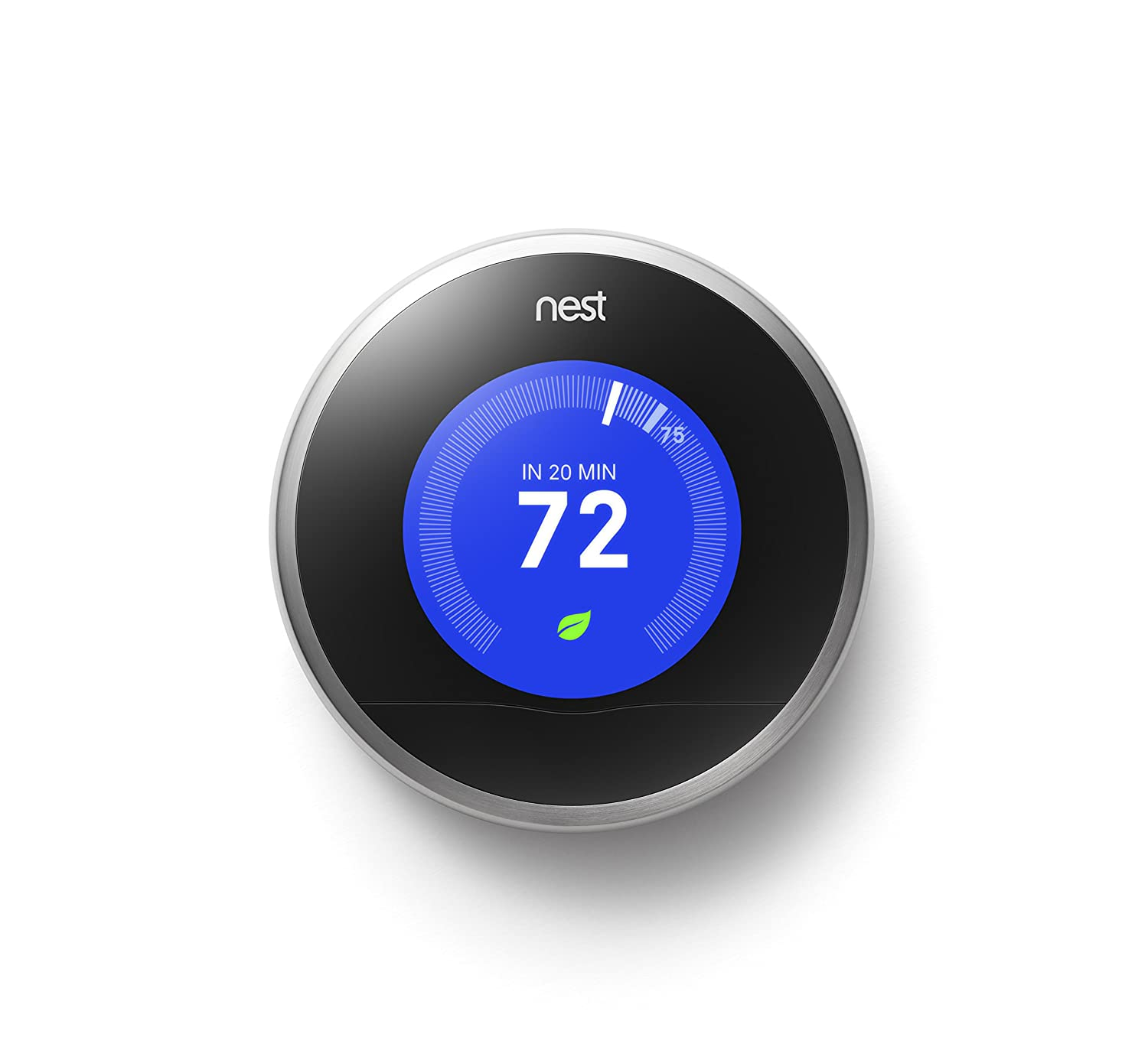 Nest Learning Thermostat, 2nd Generation image