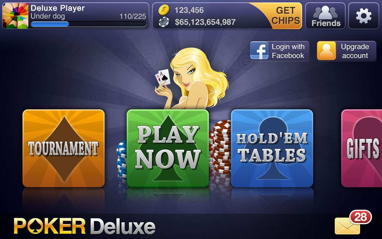 Poker deluxe hack tool for android