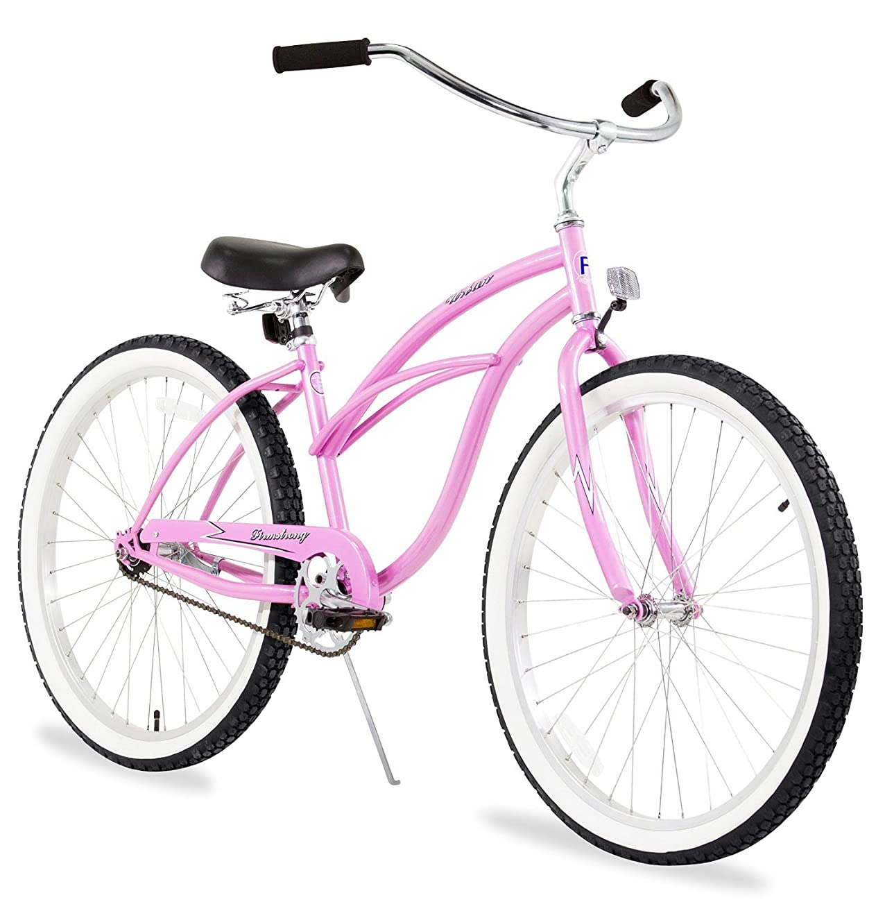 Firmstrong Urban Lady Beach Cruiser Bicycle 0