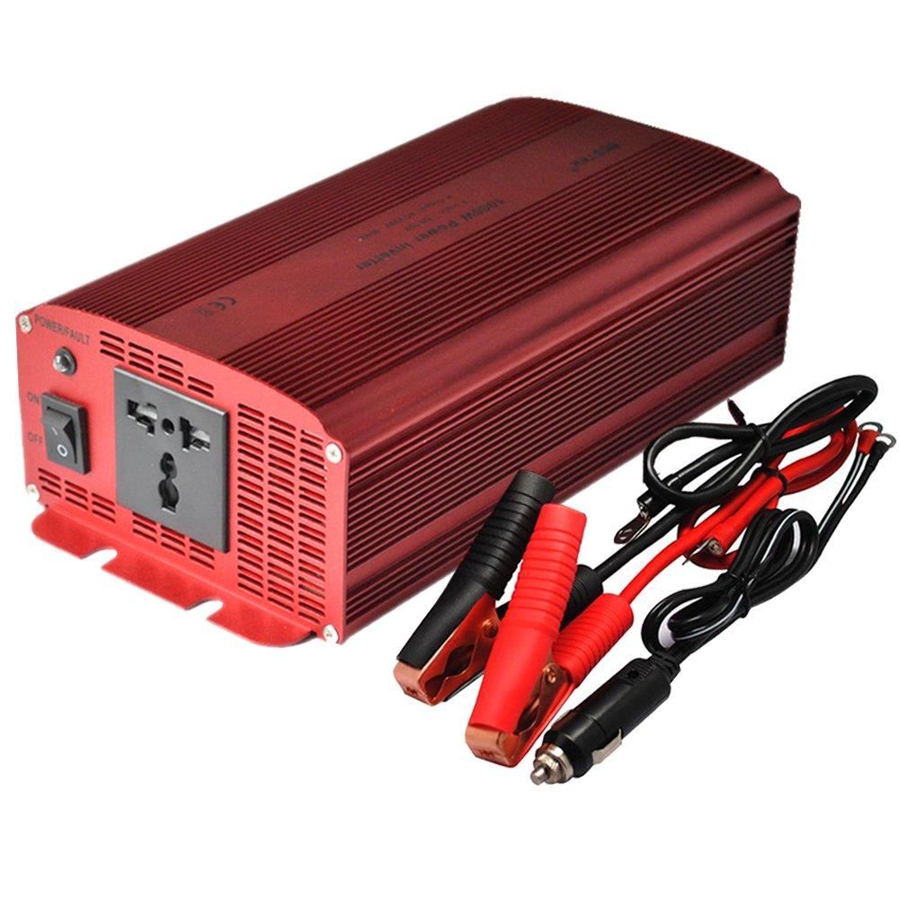 BESTEK® 1000W Spannungswandler Wechselrichter DC 12V  Kundenbewertung und Beschreibung