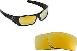 6a9aadac26 Best SEEK OPTICS Replacement Lenses Oakley GASCAN - Gold