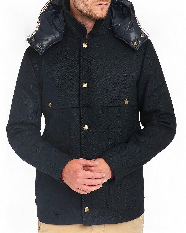 JACK & JONES – Herren- Marineblaue Wolljacke JJorChuck für herren jetzt bestellen