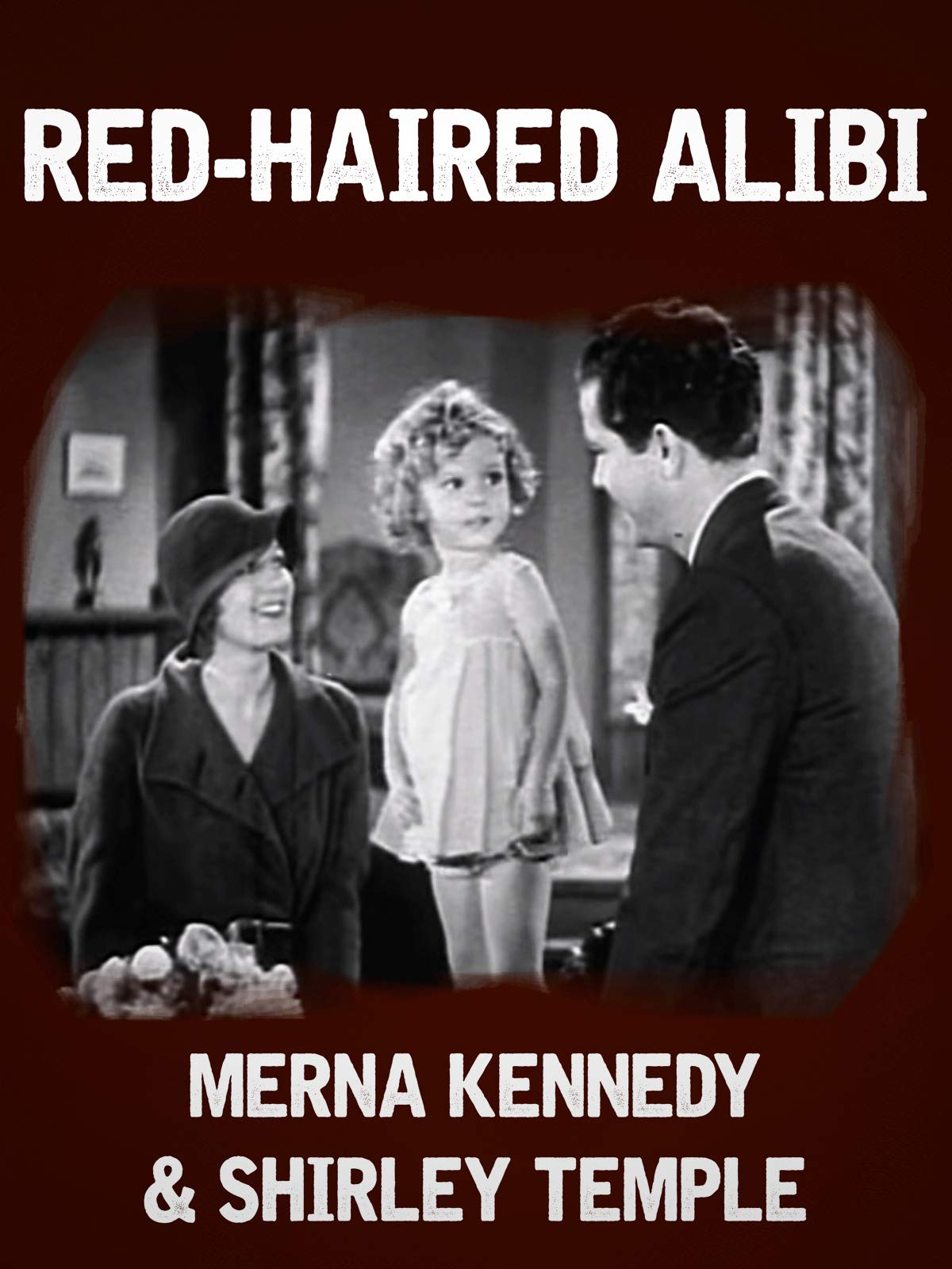 Red-Haired Alibi on Amazon Prime Video UK