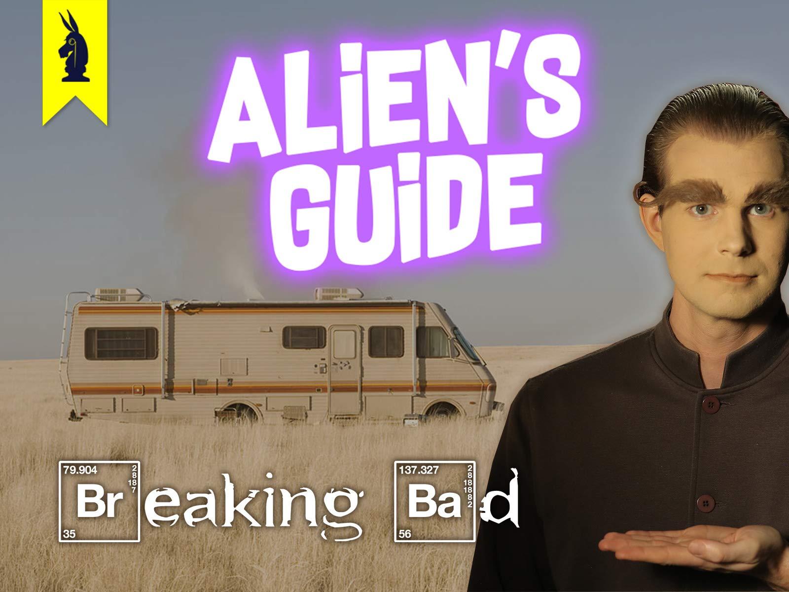 Alien's Guide - Season 9