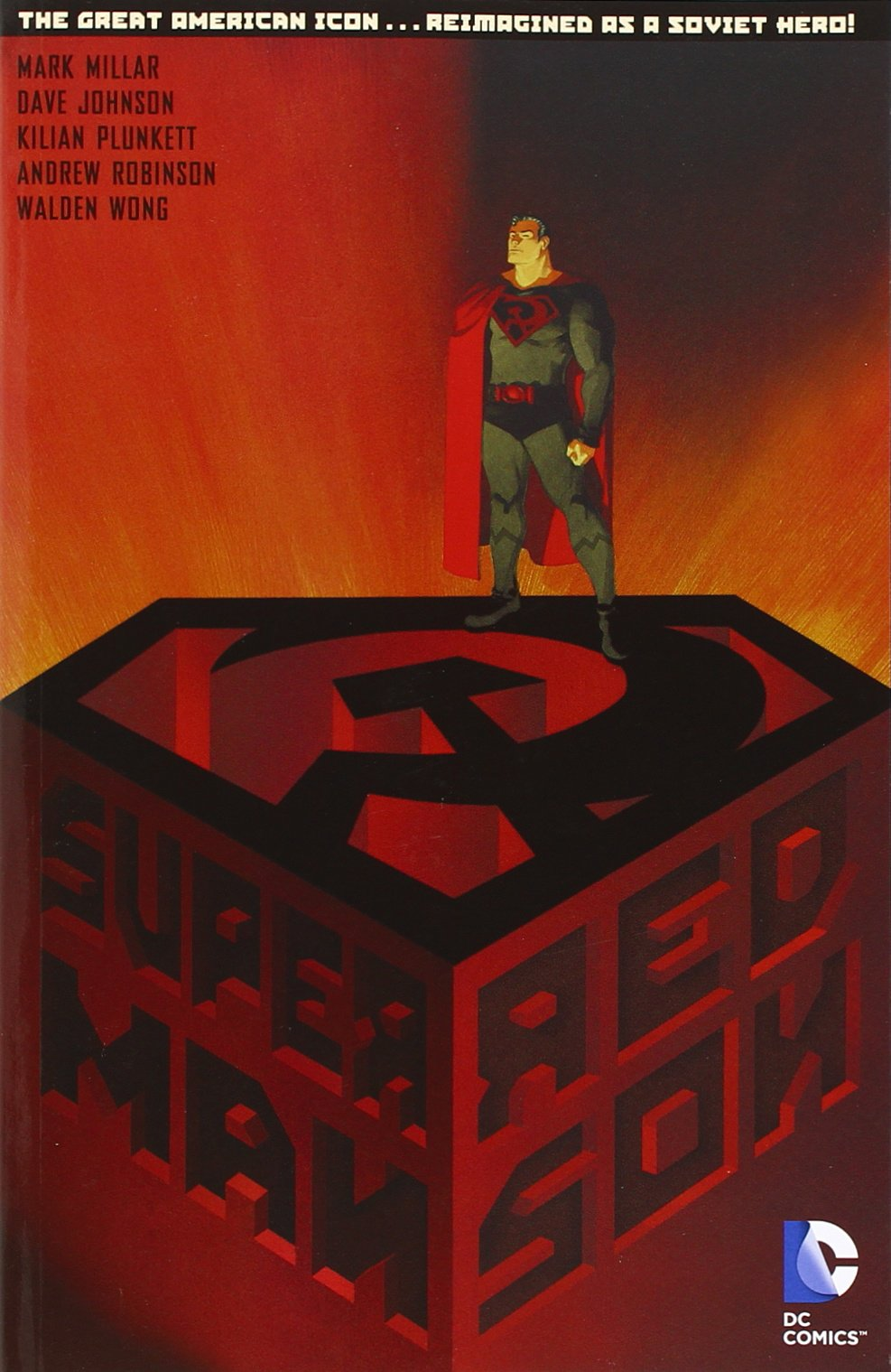 Russian Superman Red Son Amazon.com Superman Red Son