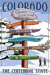 Grand Junction, Colorado Poster