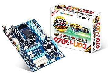 carte mere socket am3+ Gigabyte GA 970A UD3 Carte mère ATX Socket AM3+ AMD 970 USB 3.0