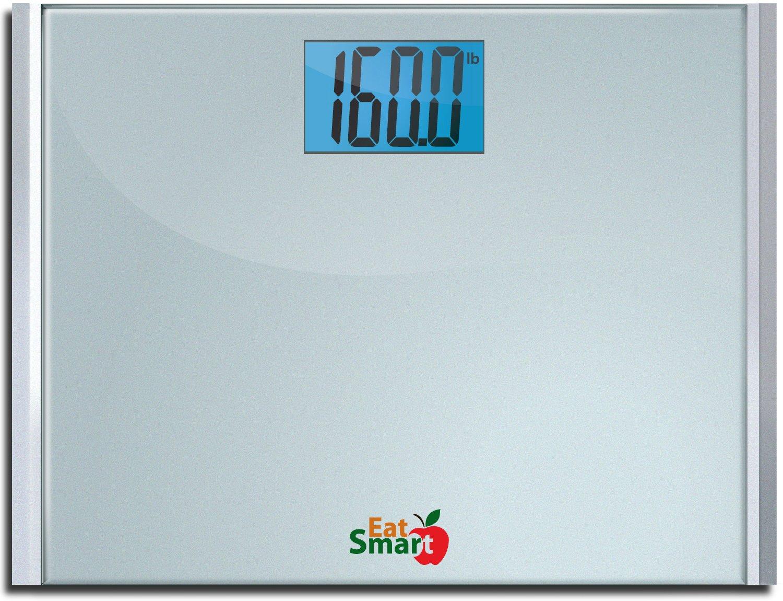 Most accurate bathroom scale 2014 - Eatsmart Precision Plus Digital Bathroom Scale