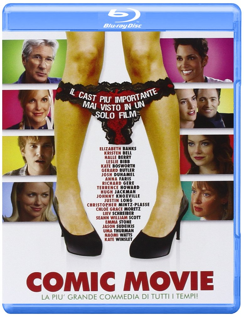 Comic Movie (2013) Full Blu-ray AVC DTS-HD MA 5.1