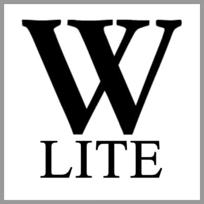 Wikipedia Lite