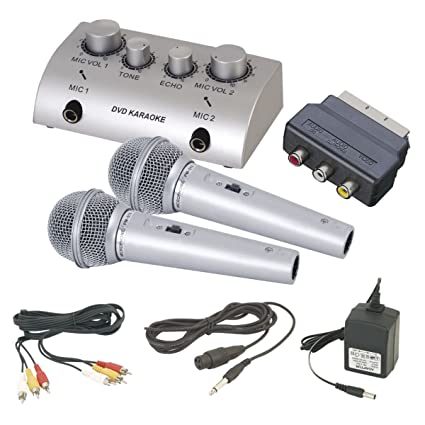 Mr Entertainer G105G Kit Karaoke