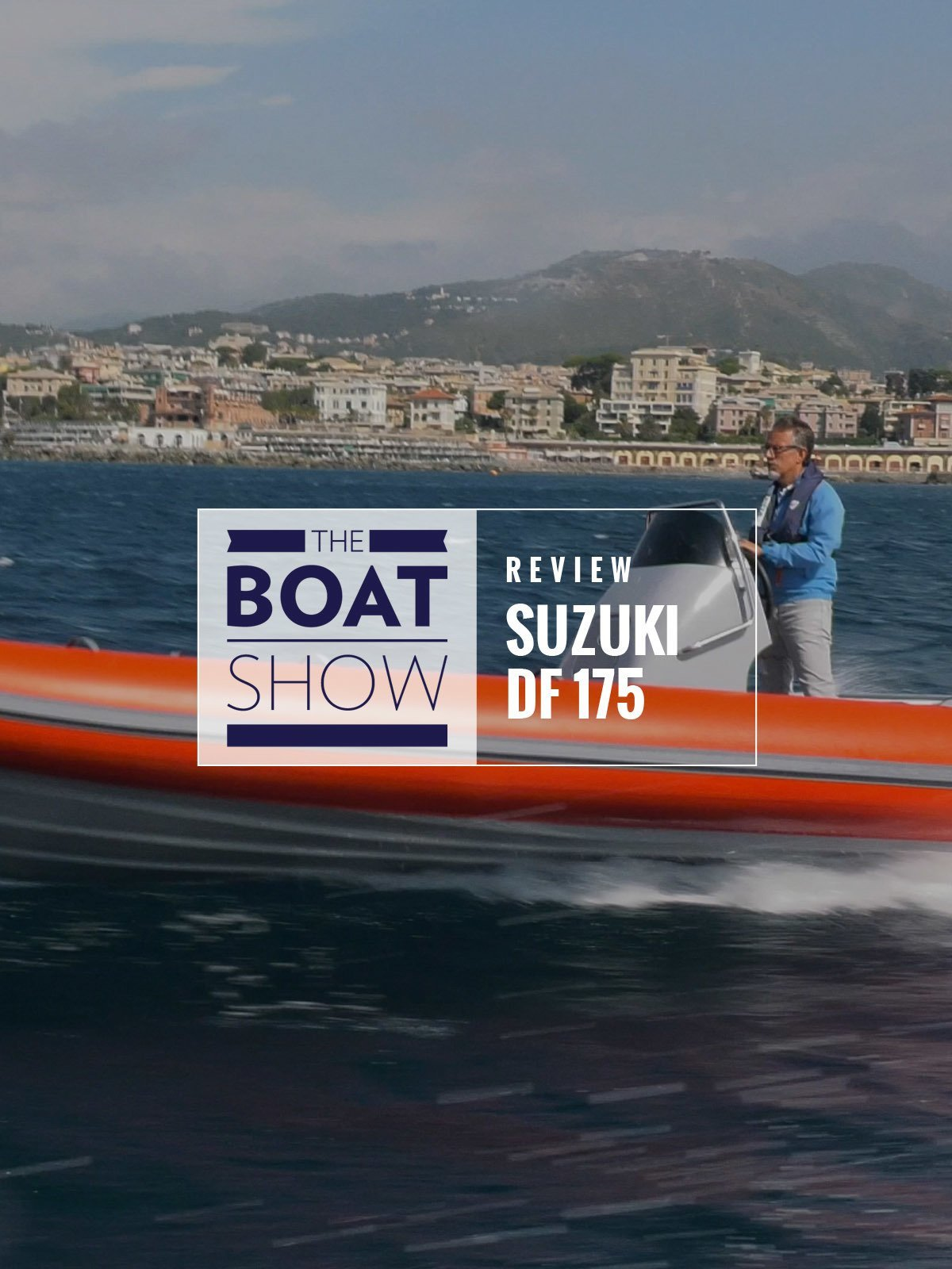 Review: Suzuki DF 175 AP - Fiocchi 680 - The Boat Show on Amazon Prime Video UK
