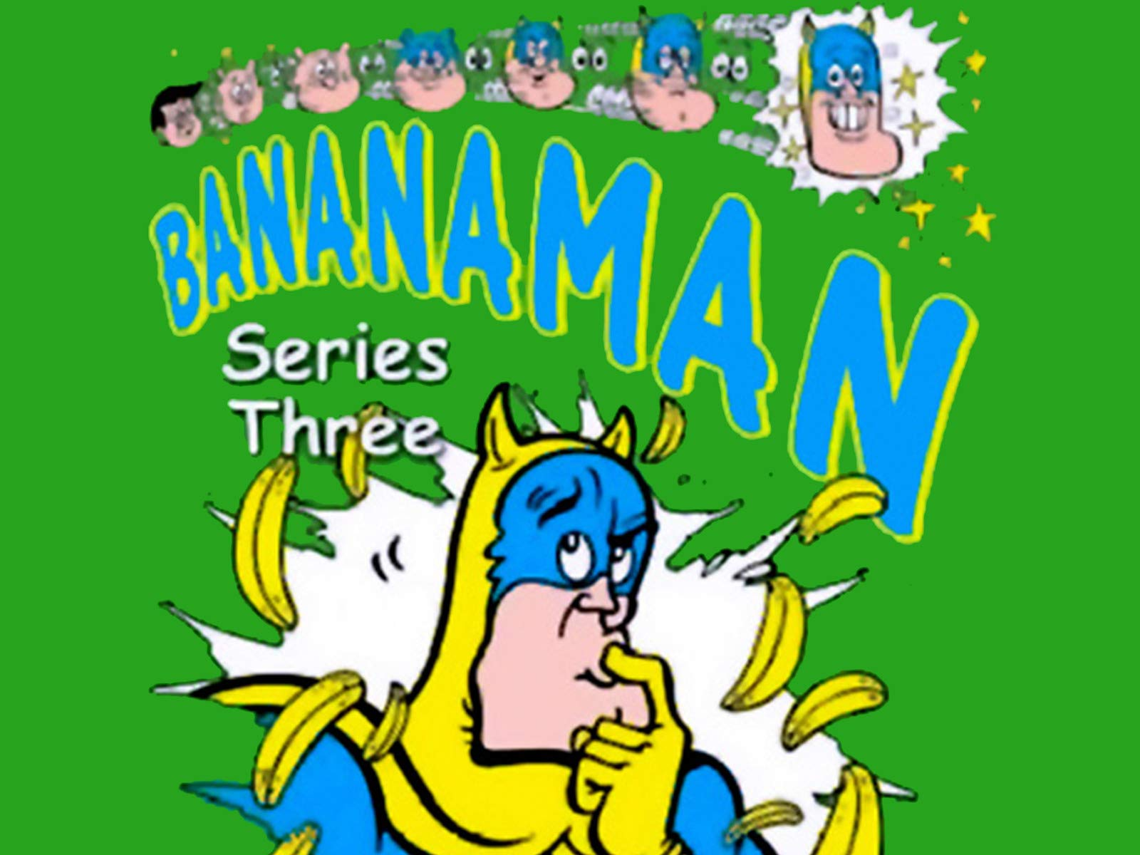 Bananaman - Season 3