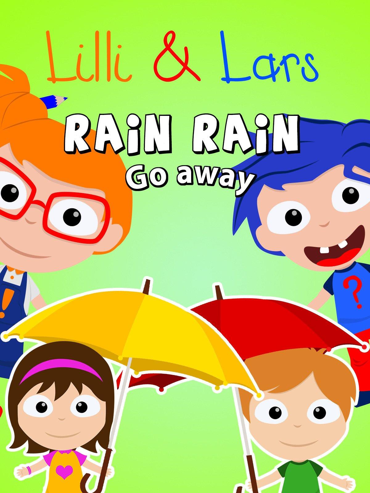 Clip: Rain, Rain, Go away Nursery Rhyme
