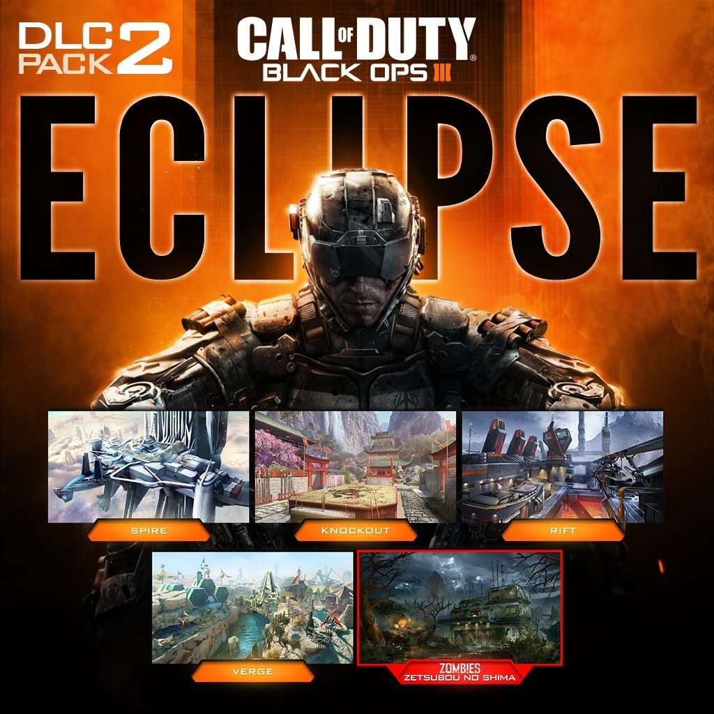 Call Of Duty: Black Ops III - Eclipse DLC - PS4 (Digital Code)