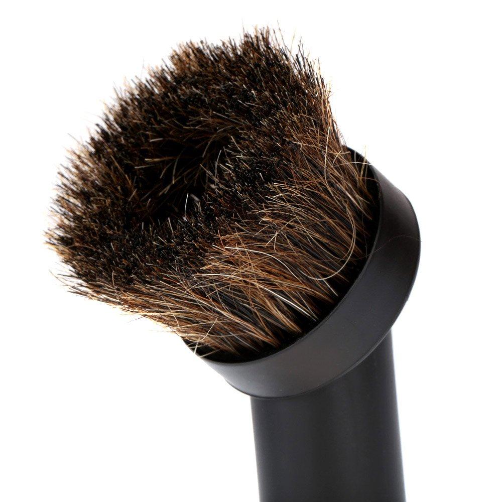 Anself Accesorio Herramienta polvo 32mm Cepillo para polvo para el aspirador de pelo Ronda Caballo   revisión y más información