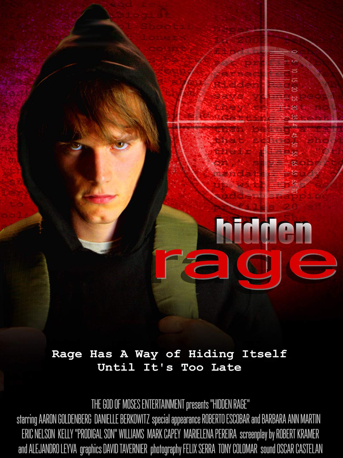 Hidden Rage on Amazon Prime Video UK