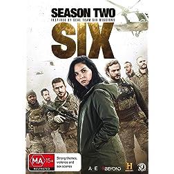 Six: Season 2 PAL/0