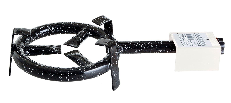 Paella World International Paella-Gasringbrenner, 1-Ring, Schwarz, Ø 20 cm jetzt kaufen