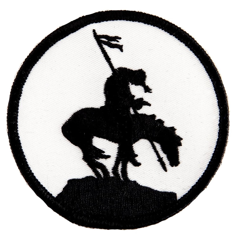 Icon Symbol Iron-On Indian Native American Warrior Symbols