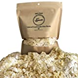 Natural Pine Rosin Food Grade 100% Pure Resin 1lb Ecofriendly Biodegradable Bag Plastic Free (Color: Yellow)