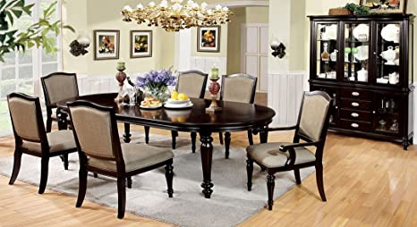 Original Dining Table Elegant And Large Dining Set