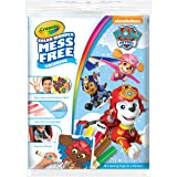Crayola Color Wonder Coloring Pad & Markers, Mess Free, Paw Patrol Gift, Ages 3,4,5
